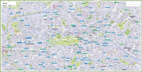 printable maps berlin maps update 21051488 tourist map of berlin berlin