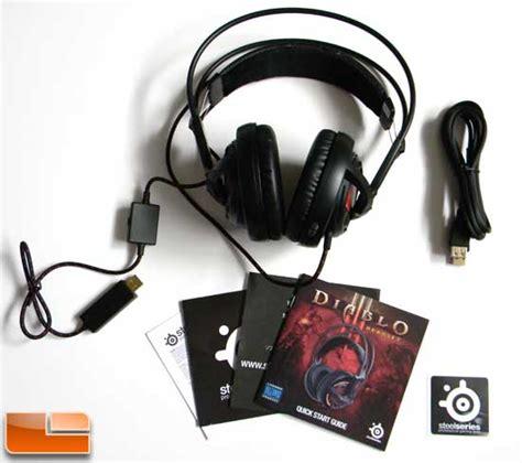 Steelseries Diablo Iii Gaming Headset steelseries diablo iii gaming mouse and headset reviews page 3 of 4 legit reviewsthe