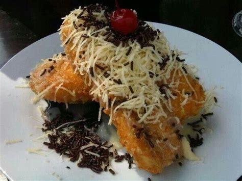 cara membuat oreo goreng keju resep dan cara membuat pisang goreng crispy coklat keju