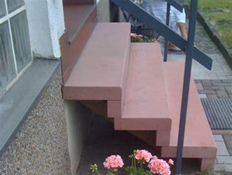 tritt und setzstufen beton tritz betonwerke faszination stein design