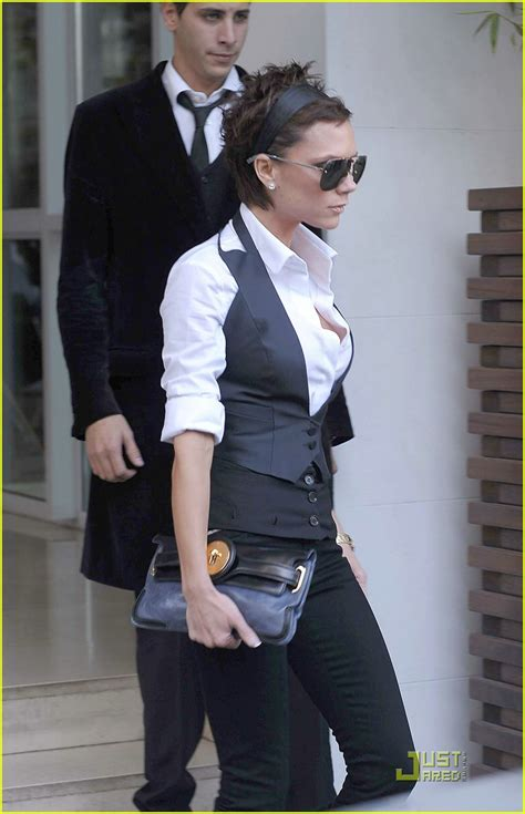 Beckham And Marc Handbags by Beckham Is High On Marc Photo 1485461