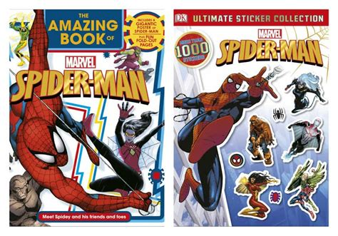 the amazing spider marvel spider golden book giveaway competition marvel books a cornish