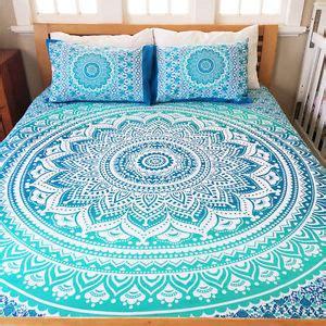 indian style comforter sets indian duvet doona cover comforter mandala hippie bohemian