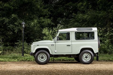 land rover defender 2016 land rover defender 90 heritage review