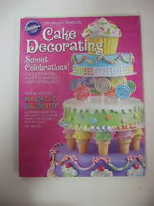 wilton cake decorating book 2012 yearbook free shipping