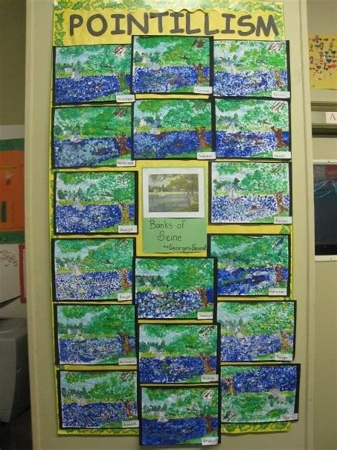 ideas for ks2 art club 22 best seurat for kids images on pinterest art lessons