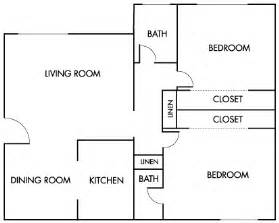 2 Bedroom 2 Bath Floor Plans Welcome To Baldwin Moore Comfortable Affordable Living