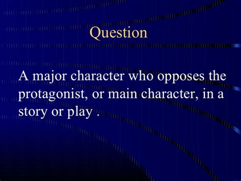theme in literature jeopardy literary terms jeopardy