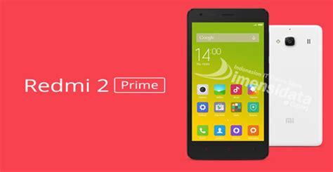 Hp Xiaomi Redmi 2 Dan Redmi 2 Prime daftar hp android 2 jutaan spesifikasi terbaik terbaru 2018