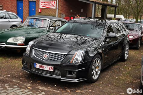 cadillac wagon 2017 cadillac cts v sport wagon 4 march 2017 autogespot