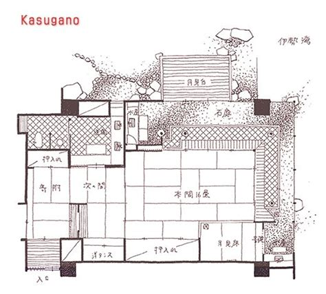 traditional japanese floor plan room rehearses the frame house traditional japanese house floor plans japanese home plans 3a