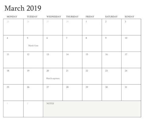 march 2019 calendar word march 2019 printable calendar word 100 march 2019