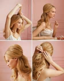 frisuren lange haare weihnachten abendfrisuren selber machen 46 tipps und tricks