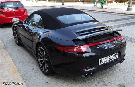 porsche cabriolet 2014 2014 porsche 911 4 cabriolet review ihab drives