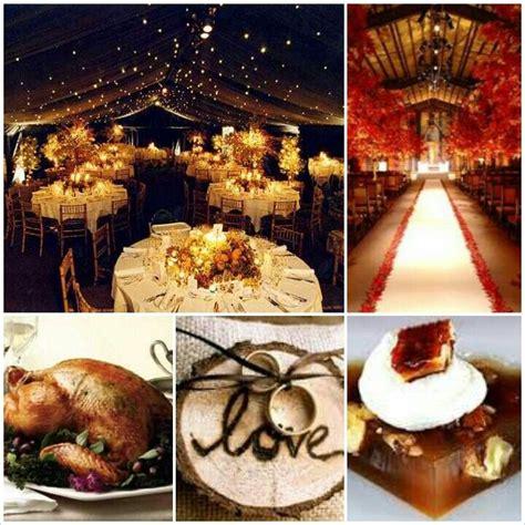 November Wedding Ideas by Rustic Indoor November Wedding Ideas Weddings