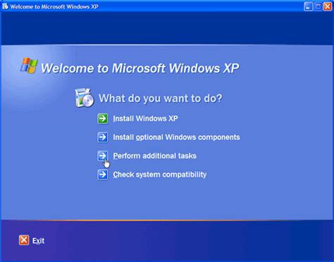 installing xp on windows how to install windows xp visual basic 6 visual studio