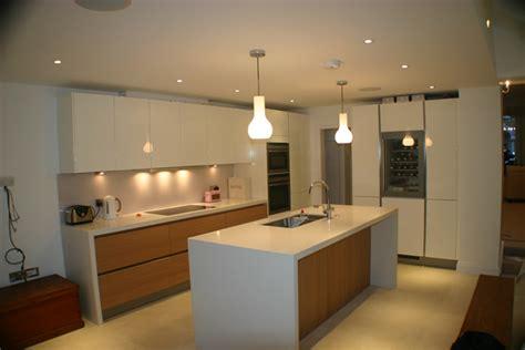 White Kitchen Cabinet Doors Replacement by Kitchen Portfolio Blok Designs Ltd