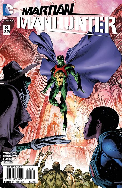 b07kbqmhq8 city hunter rebirth t martian manhunter vol 4 8 dc database fandom powered