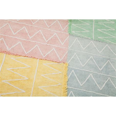 Washable Style Rugs by Washable Rug In Hippy Style Rugs Cuckooland