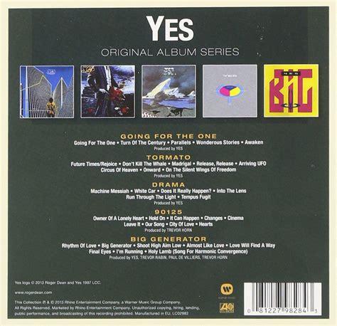 format cd original yes original album series cd opus3a