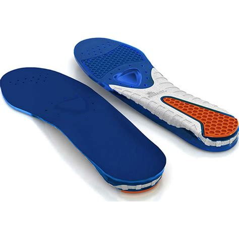 spenco comfort insoles spenco full gel insole with arch support 39818