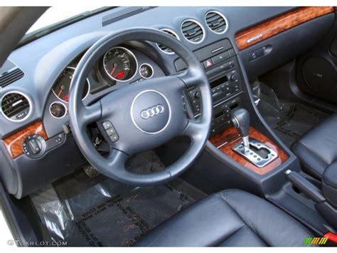 audi convertible interior 2005 audi a4 interior www pixshark com images