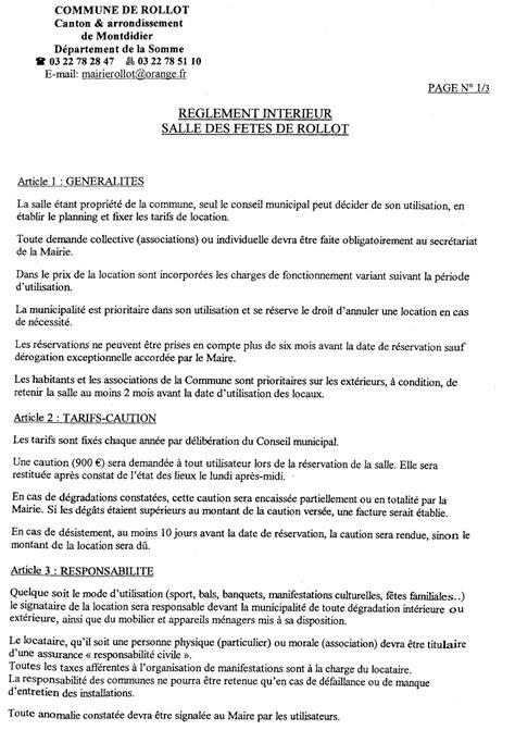 mairie de rollot site officiel vivre 224 rollot guide