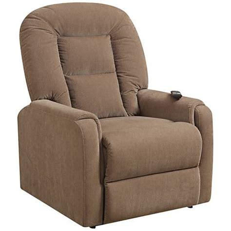 raiders recliner raider mocha 2 motor lie flat recliner full lift chair