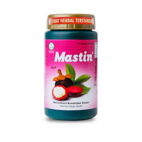 Obat Herbal Mastin jual mastin 100 kapsul original toko diskon jakarta