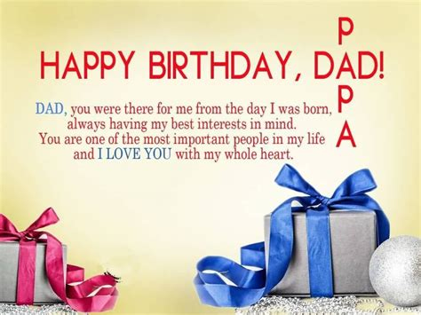happy birthday images father 47 most famous dad birthday wishes greeting for children