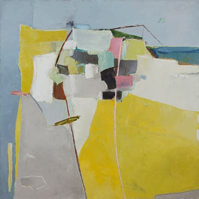 Patchwork By Sea - caroline marshall paintings