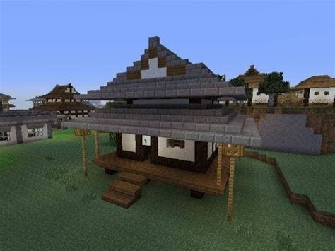 minecraft japanese house minecraft tutorial japanese house v1 pt 1 youtube