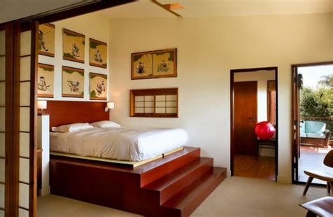 asiatisches schlafzimmer schlafzimmer gestalten asiatisch - Asiatische Schlafzimmer Sets