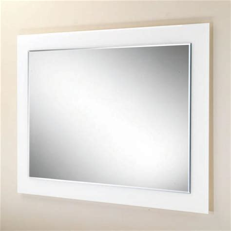 Framed Mirrors For Bathrooms White Framed Bathroom Mirror Ideas Decor Ideasdecor Ideas