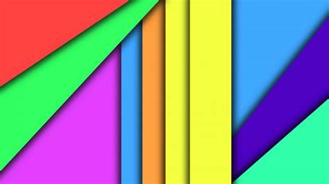 material color colors of material design 4k wallpaper