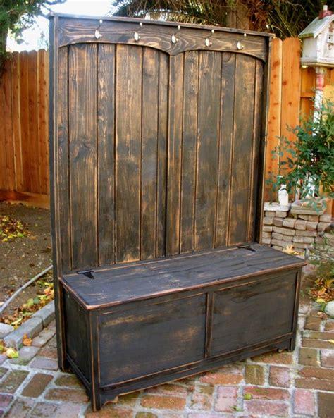 35 Best Images About Front Door Bench Storage Ideas On Front Door Bench With Storage