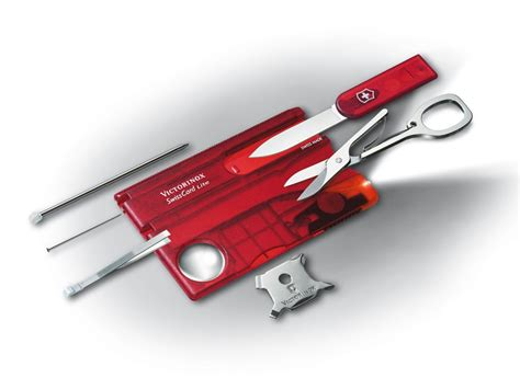 swiss army credit card multi tool victorinox swiss army swisscard lite multi tool 12