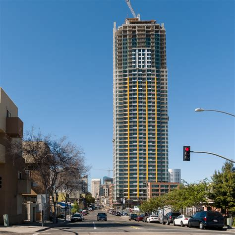 san diego s tallest residential building towers