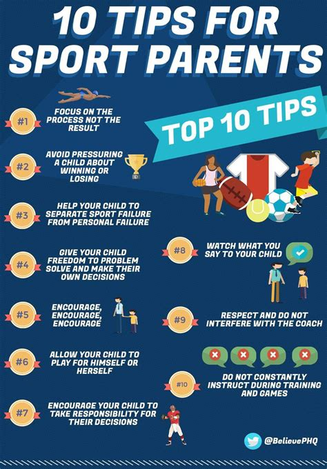 10 Tips For Time Parents by Find Sports Images Youth Sports Photo Album By Find