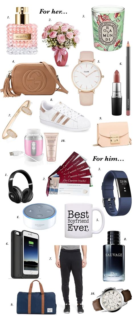 20 valentine s day gift ideas for him her hapa time