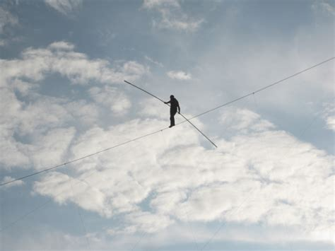 Walk The Tights Rope by Opinions On Tightrope Walking