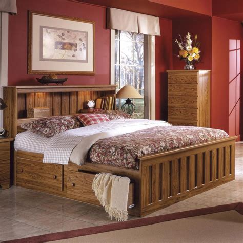 bookcase headboard with lights lang furniture bedroom full queen bookcase headboard with