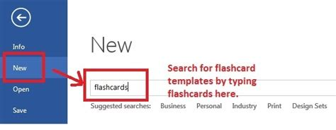 4 Bar Note Card Template by How To Make Flashcards On Microsoft Word Quora