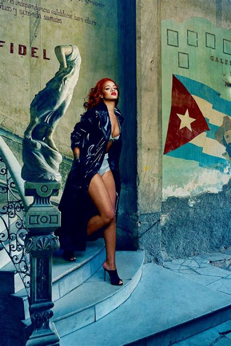 2015 Vanity Fair by Rihanna Vanity Fair Magazine November 2015
