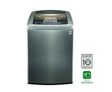 Mesin Cuci Lg Wf Sa20hd6 wf s20d6 lg top loader with inverter direct drive