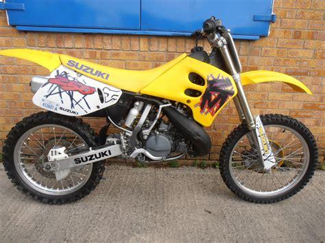 1995 Suzuki Rm250 Suzuki Rm 250 1995 Evo Mx Bike