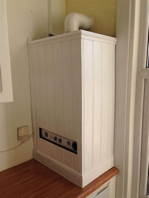 Water Cupboard Bespoke Boiler Cover Basement Ideas