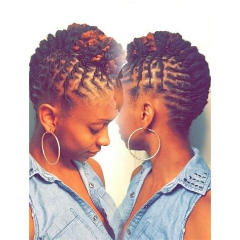 hairstyles for short dreadlocks 100 ideas to try about loc styles black women natural