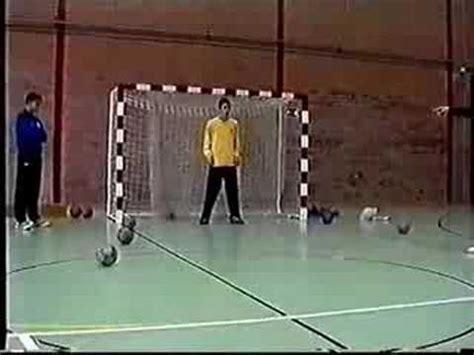 allenamenti portiere calcio a 5 gol spaventoso calcio a 5 doovi