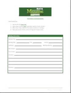 Toolbox Meeting Minutes Template by Meeting Minutes Worksheet Business Templates Executive